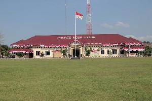 Polres Aceh Utara Mutasi Sejumlah Perwira