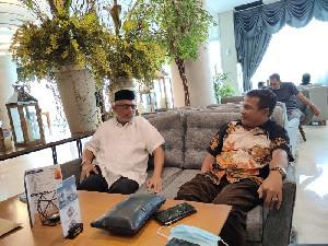 BPKS Temui ISMI, Dukung Silaturahim Bisnis ke 13 Di Aceh