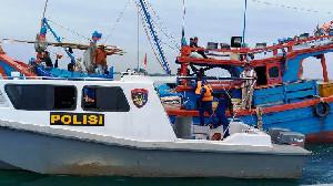 Antisipasi Eksodus Warga India, Polisi Aceh Timur  Sisir Laut