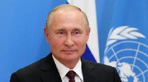 Jubir Rusia  Kremlin: Inisiasi Pertemuan Putin dan Biden, Terlalu Dini Dibicarakan