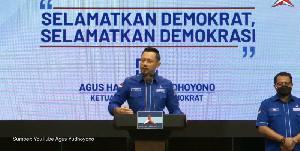 AHY Beri Peluang Moeldoko Jadi Cagub DKI Jakarta