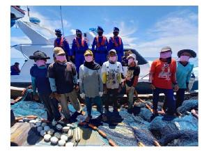 Antisipasi Masuk WN India, Satpolairud Polres Pidie Patroli Selat Malaka