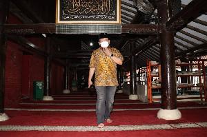 Ketua DPD RI Sikapi Rencana Kenaikan Biaya Haji 2021