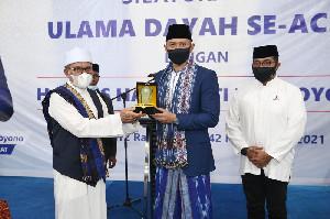 AHY Dengar Aspirasi Ulama Aceh