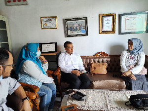 ISMI Temui Bank Syariah Bukopin, Bicarakan Bagaimana Pemberdayaan Umat di Aceh