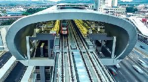 Malaysia Dimodali China Untuk Proyek Kereta