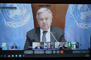 PBB Setujui Usulan Anies Tentang Pengurangan Emisi Karbon