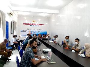 Bahas IPAL, Multistakholder Berkumpul di Ombudsman Aceh