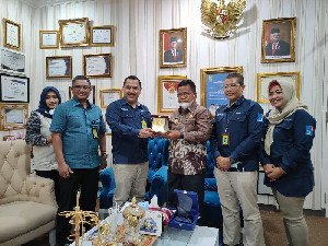 Aminullah Komitmen Penuh Mendukung Bank Syariah Bukopin Hadir di Banda Aceh