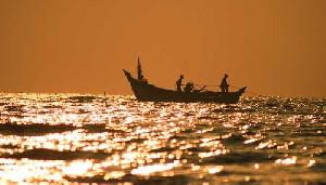 34 Nelayan Aceh Timur Ditangkap di Thailand