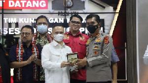 Terima Kunjungan Komisi III DPR RI, Ini yang Disampaikan Kapolda Aceh