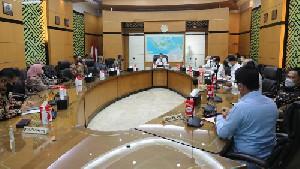 Ketua DPRA Temui Mahfud MD Terkait Pilkada 2022, Ini Hasilnya