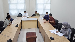 April 2021, Pemilih Kota Lhokseumawe Bertambah 118 Jiwa