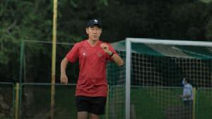 Shin Tae Yong Kritik Pemain Indonesia