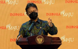Menkes Soroti Realisasi Vaksinasi Covid-19 Lambat di Aceh dan Papua