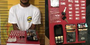 Miliki 24 Paket Sabu, Polisi Amankan Seorang Mahasiswa