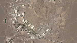 Israel Serang Fasilitas Nuklir Iran