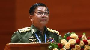 Jenderal Junta Myanmar Akan Datang ke Jakarta