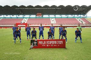 Persiraja Banda Aceh Tampil Maksimal Hadapi  Persib Bandung