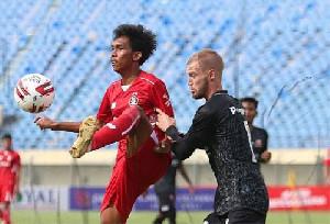 Piala Menpora 2021: Persik Kediri Menang 2-1 Atas Madura United