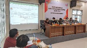 Hingga Maret 2021, Jumlah Pemilih Kota Lhokseumawe sebanyak 131.032