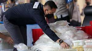 Kasus 2,5 Ton Sabu Asal Aceh, Ternyata Dikendalikan Dari Penjara Afghanistan