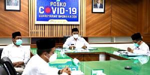 Aceh Berlakukan PPKM Mikro Tingkat Desa