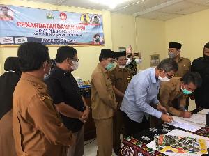 SMK di Aceh Tengah dan Bener Meriah, Tandatangani MoA dengan Jissho Jepang