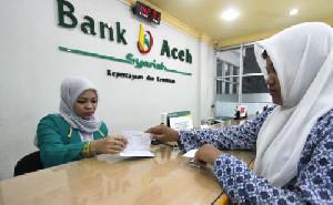 Bank Aceh Syariah Ditunjuk Jadi Penyalur Bantuan Pelaku Usaha Mikro