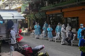 Thailand Capai Hampir 1.000 Kasus COVID-19 Sehari