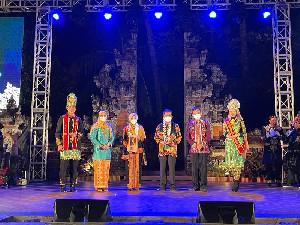 The Light of Aceh Berbasis Hybrid Bersinar di Bali