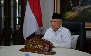 Wapres Ma'ruf Amin Instruksikan BPD Segera Konversi ke Bank Syariah