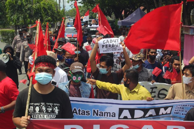 Gubernur Diminta Segera Merespon Pemotongan Jerih Aparatur Desa di Aceh Utara