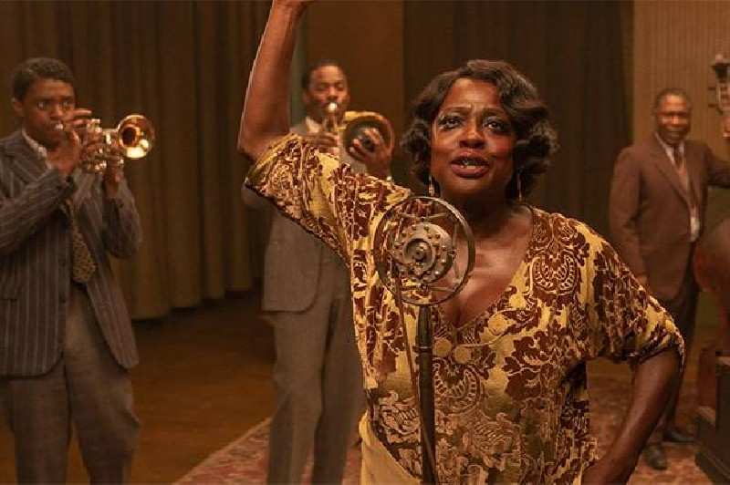 Penghargaan Bafta Awards 2021 Umumkan, Ma Rainey's Black Bottom Sabet 2 Piala