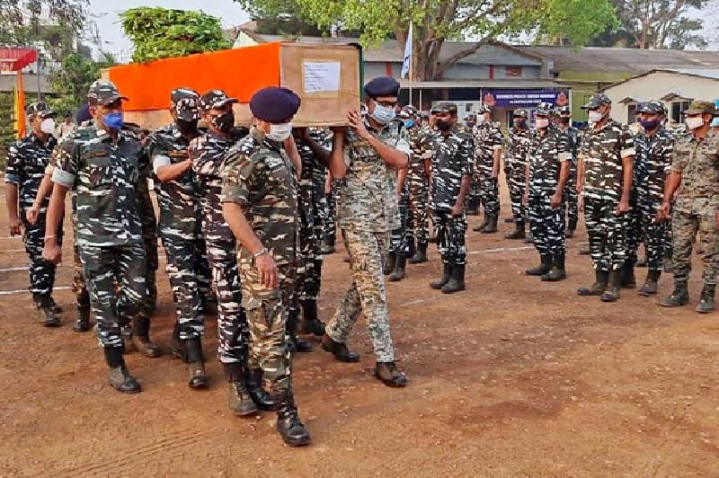 Pemberontak Naxals Tewaskan 22 Tentara India Saat Bentrok