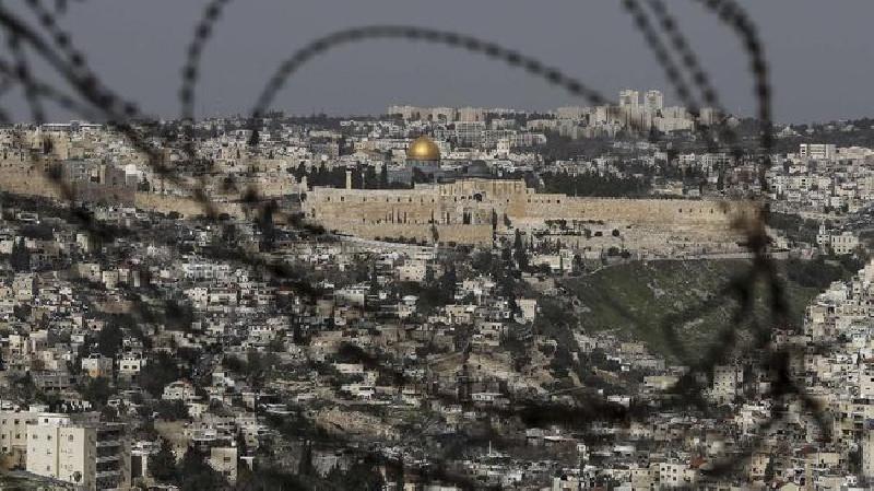 Israel Buka Barikade di Yerusalem
