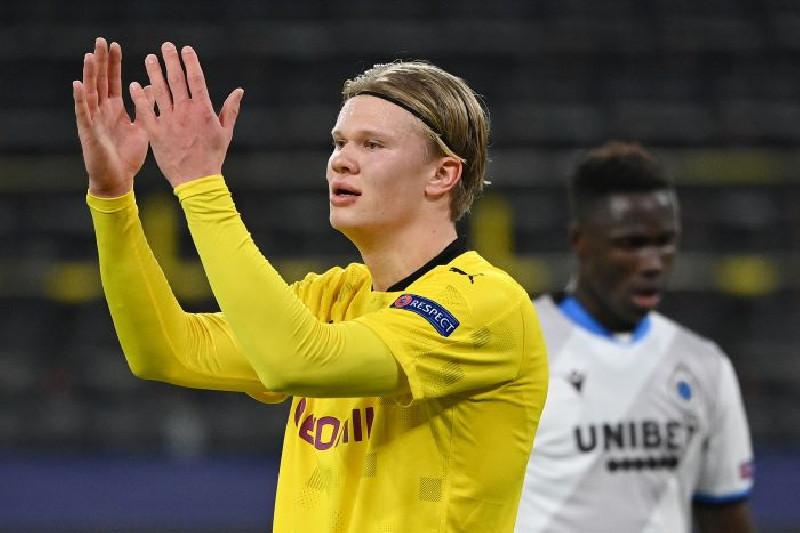 Erling Haaland Pemain Dortmund Pernah Jadi Santri di Tegalrejo, Simak Fakta Sebenarnya