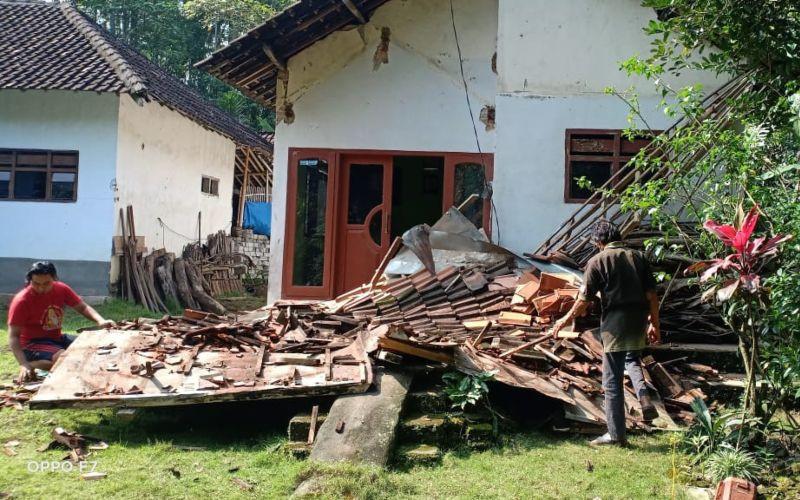 Begini Rincian Laporan BNPB, Terkait Gempa di Wilayah Jatim