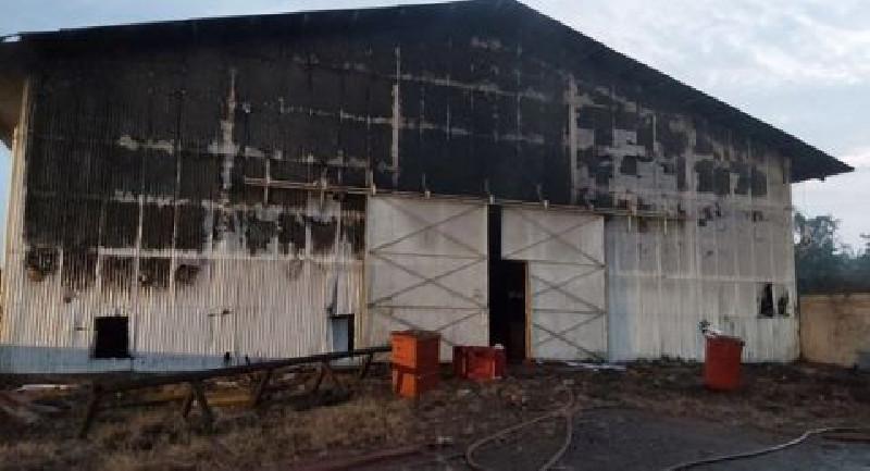 Kronologi Gudang Logistik Pertamina di Rantau Terbakar