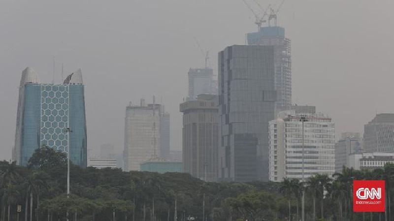 Kualitas Udara Jakarta Kembali Memburuk
