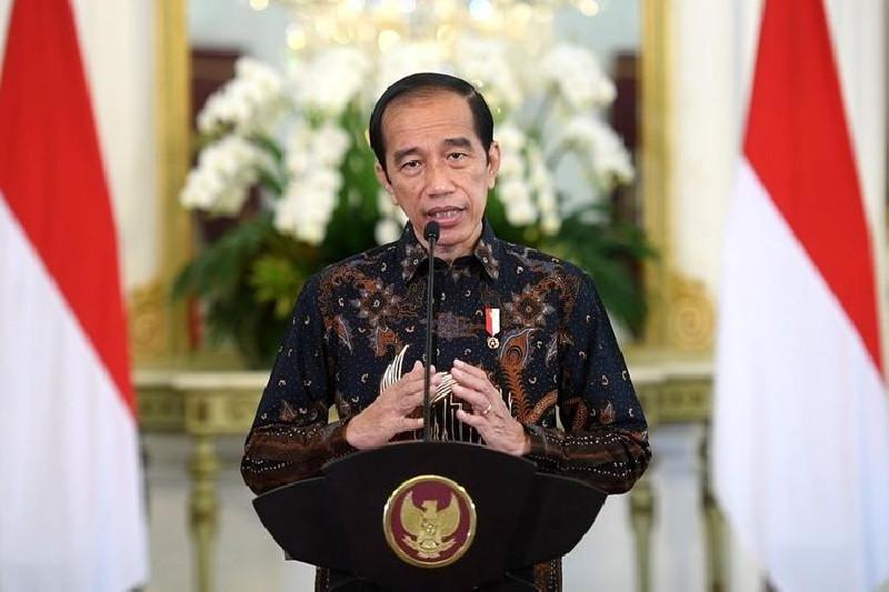 Arahan Jokowi IKN Jadi Smart City Rujukan Dunia