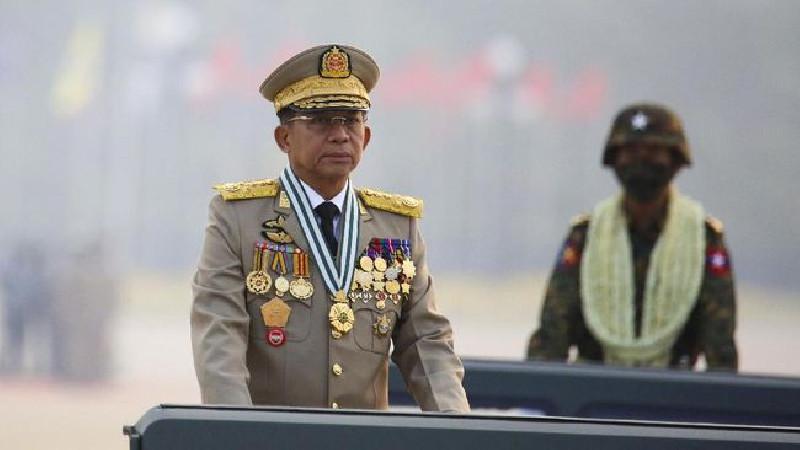 ASEAN Bujuk Junta Hentikan Kekerasan Myanmar