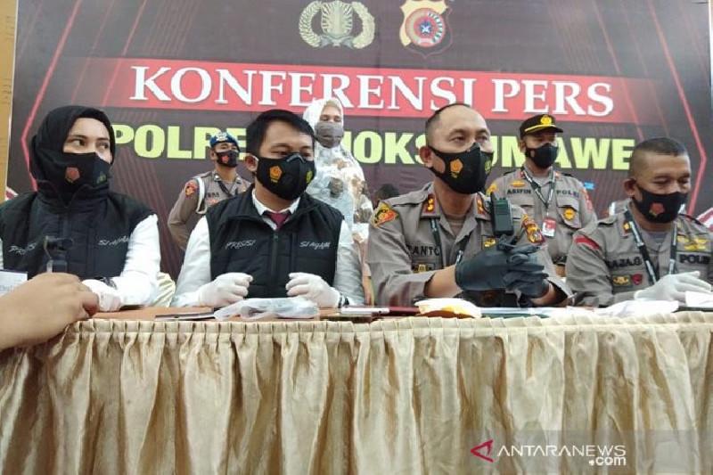 Pria Aceh Utara Pengedar Sabu Kena Timah Panas Saat Melawan Polisi
