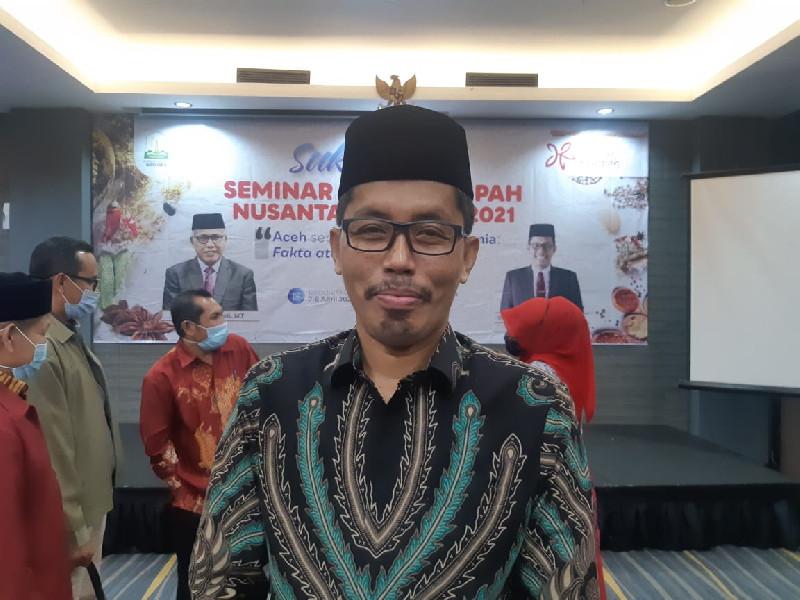 2024 PemProv Aceh Wacanakan Buka Jalur Rempah Internasional