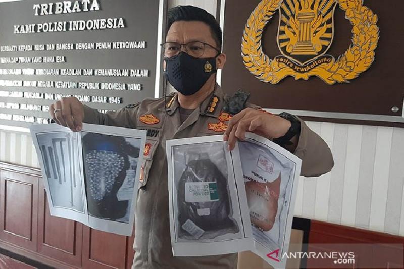 Polda Aceh Tangkap Lima Tersangka Teroris