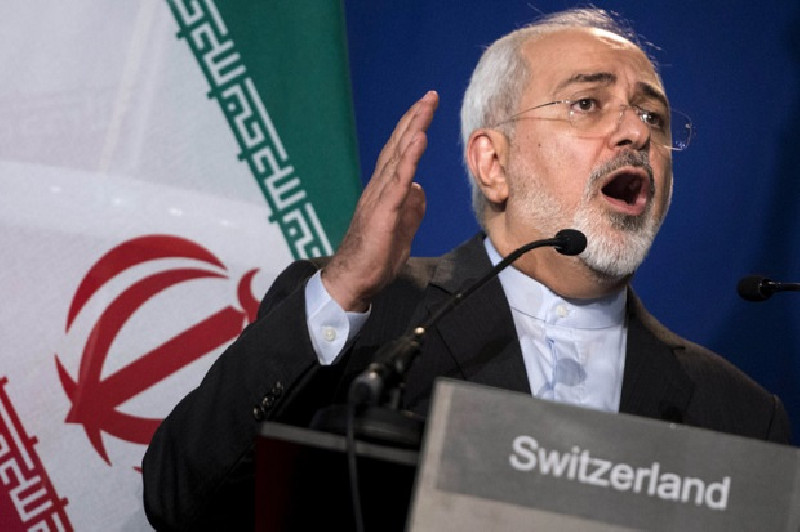 Isi Rekaman Zarif Rebutan Kekuasaan di Iran