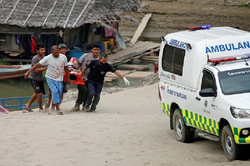 Relawan IFRC Disiksa Junta Militer Saat Serahkan Bantuan