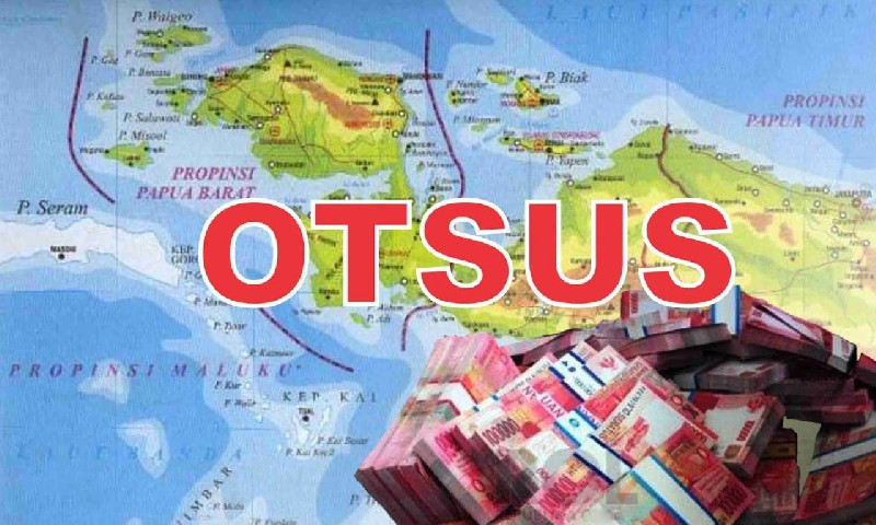 Dana Otsus Papua Selama 20 Tahun Capai Rp138,65 Triliun