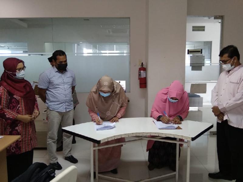 Percepat Penyaluran KIA, Disducapil PKS dengan 10 TK Swasta di Banda Aceh