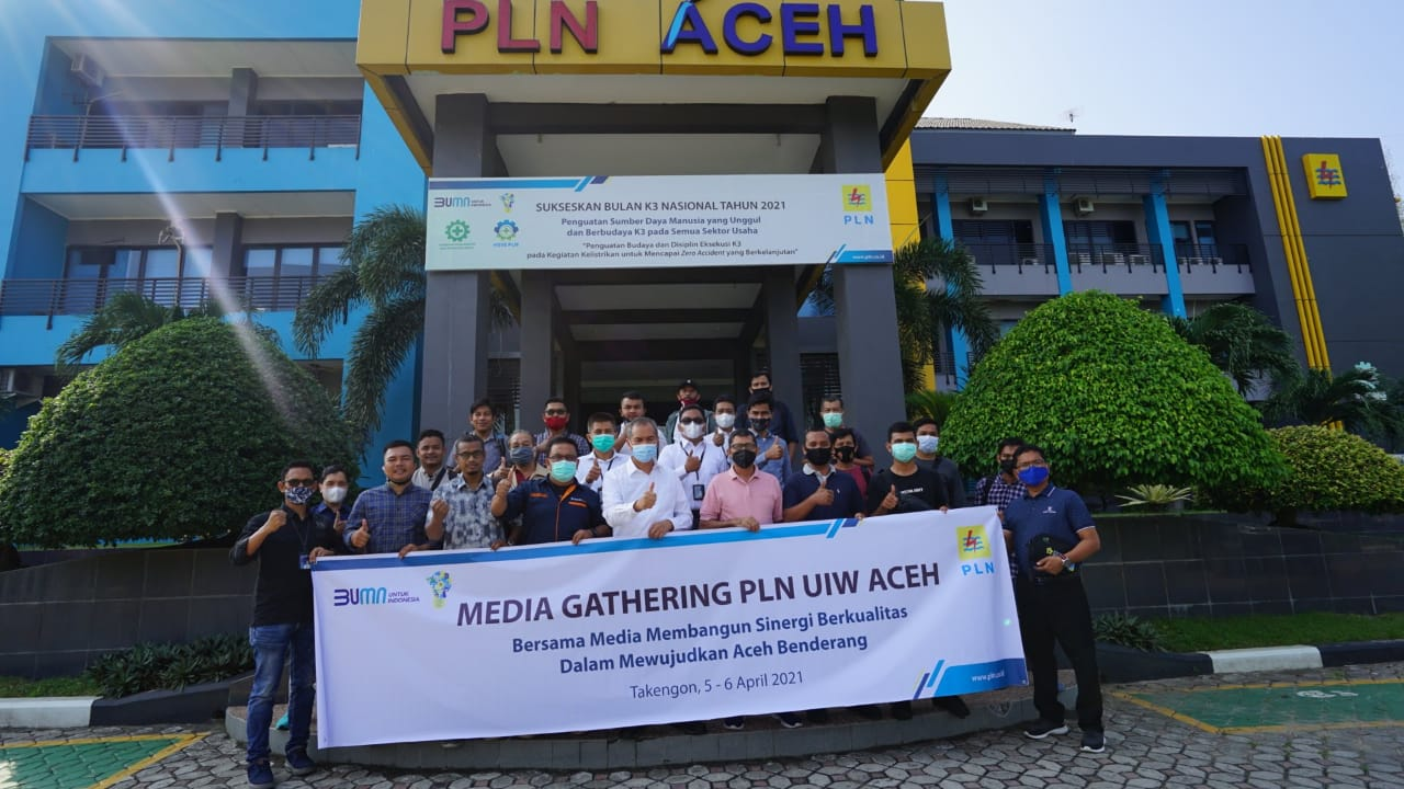 Aceh Masih Surplus Listrik, GM PLN Aceh Berusaha Tidak Ada Pemadaman selama Ramadhan